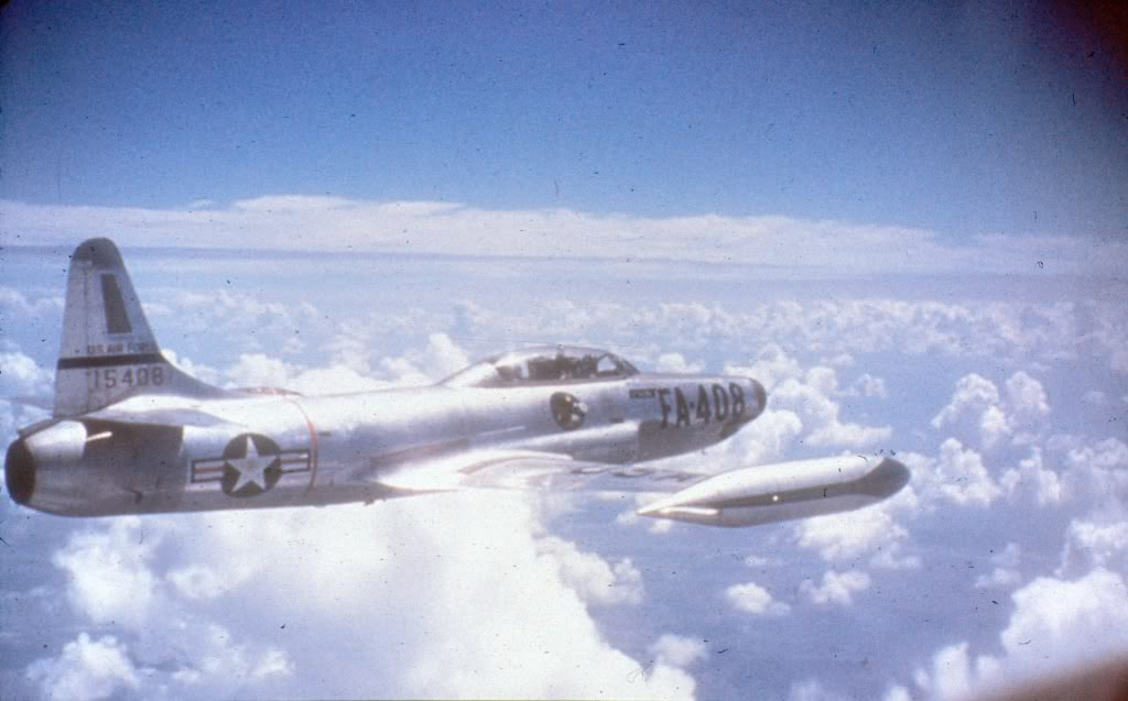 F-94B-Korean-War