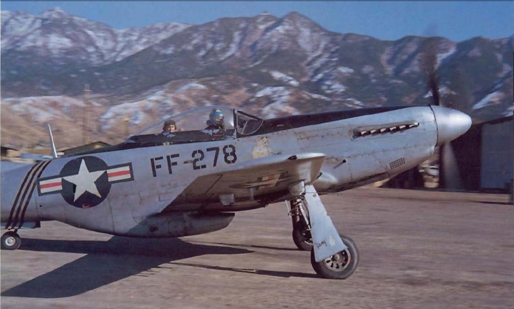 P-51DMustangFF-278-Korea