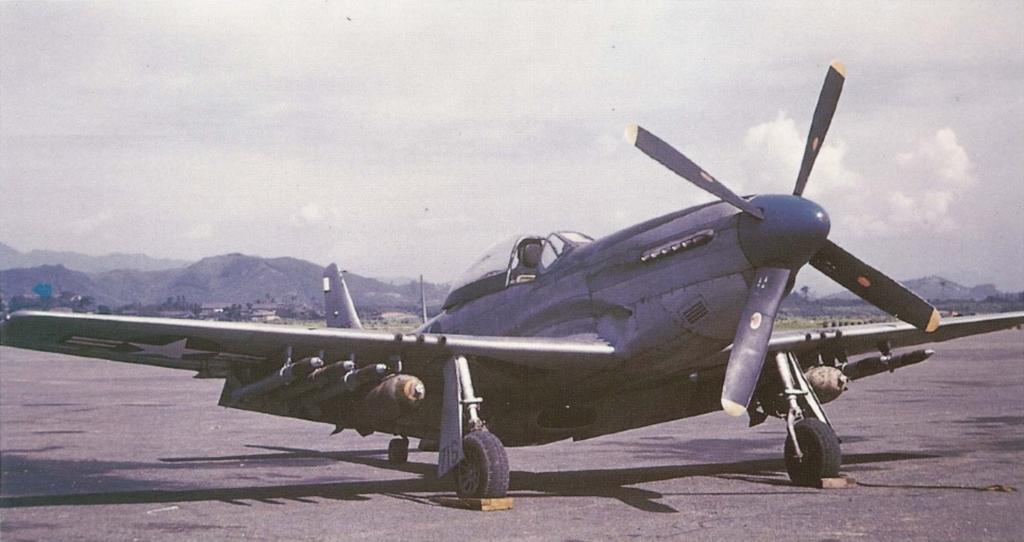 P-51DMustang-Unkown-Korea