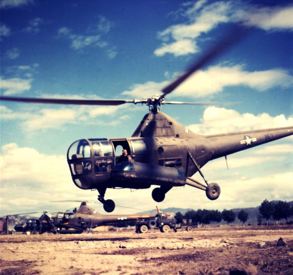 SikorskyH-5-Korea