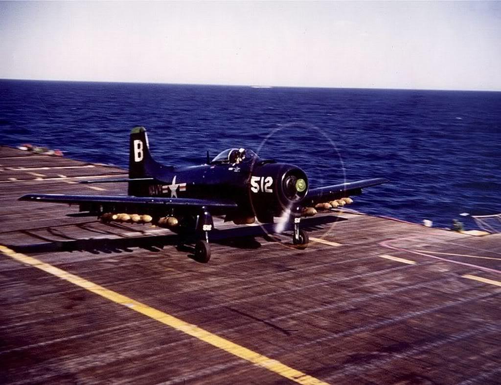 Skyraider-VA-195-USS-Princeton