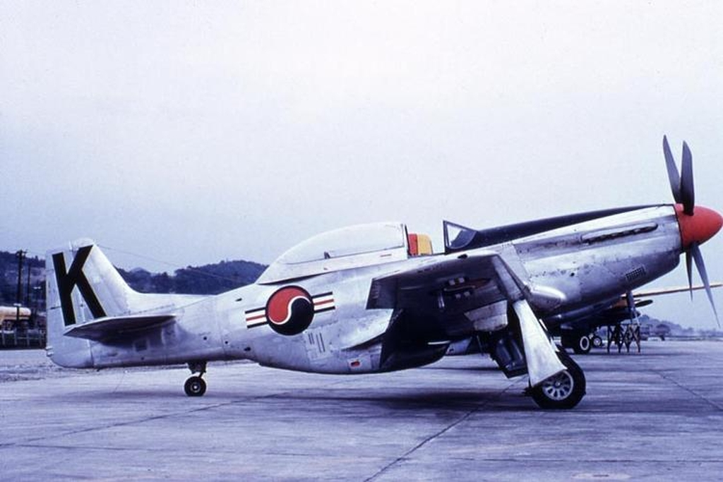 TF-51DMustang-Korea