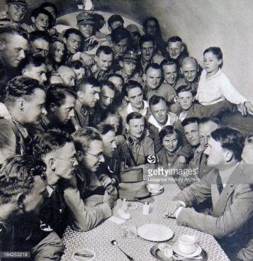 Гитлер и народ