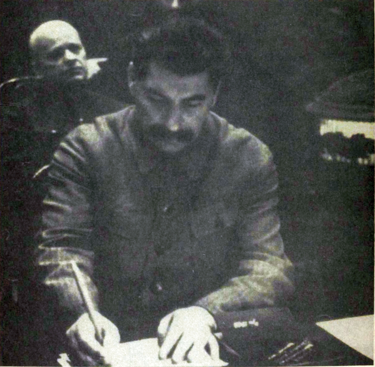Stalin in 1933