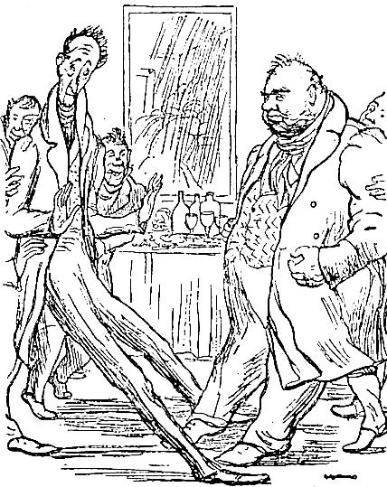 Иван Иванович vs Иван Никифирович