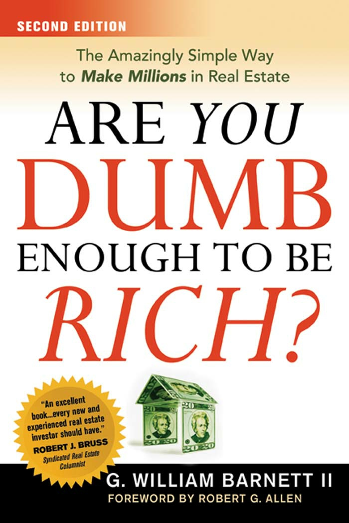 Are You Dumb Enough to Be Rich