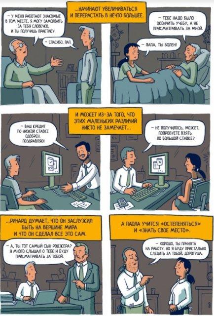 О социальных лифтах при капитализме 3