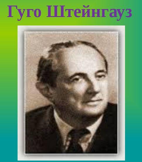 Гуго Штейнгауз