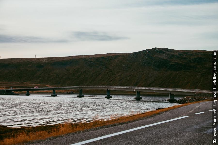 Дорога на Нордкап -