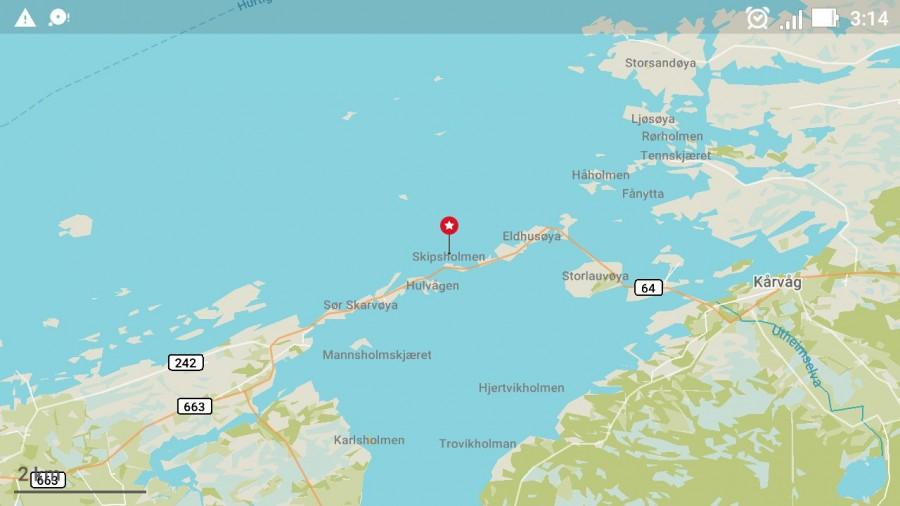 Atlantic ocean road - самая живописная и опасная дорога в мире -