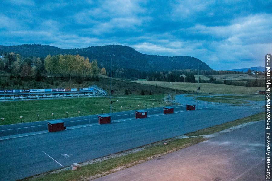 Блог им. AlekseySergeevich: О доступности спорта в Норвегии