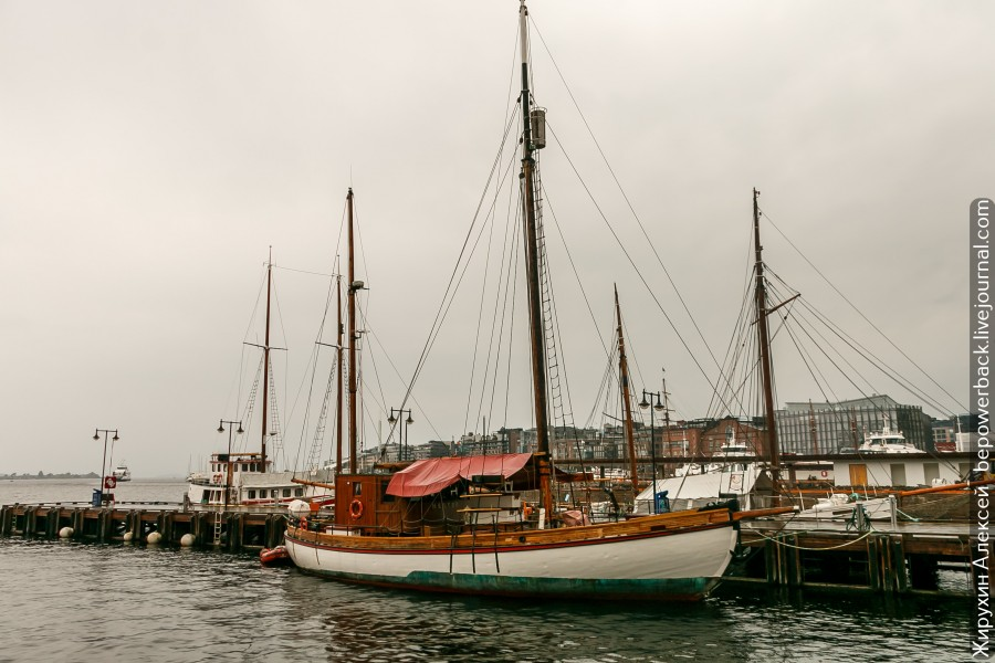 Самый скучный город Норвегии -
