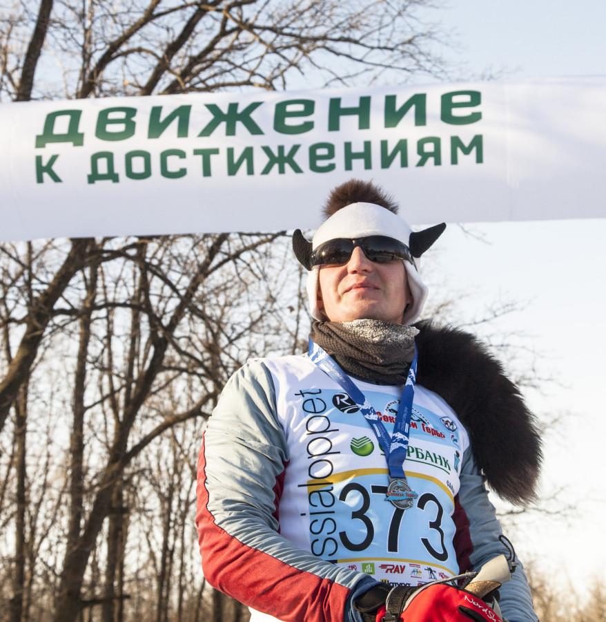 Russialoppet: Самарский лыжный марафон Сокольи Горы 2018 - Движение вперед