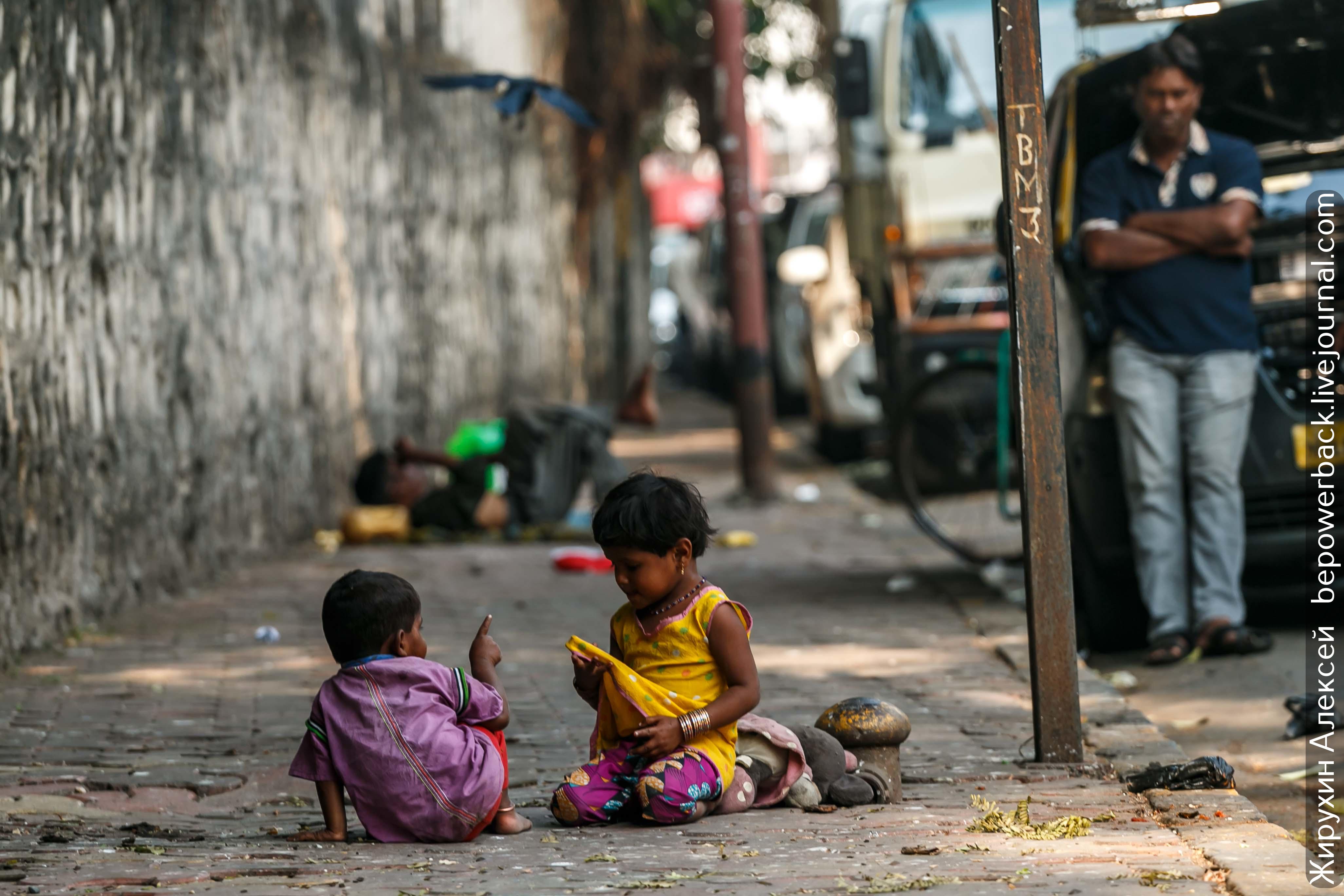 бедность индии фото коряги
