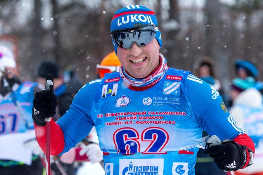 Сахалинский лыжный марафон