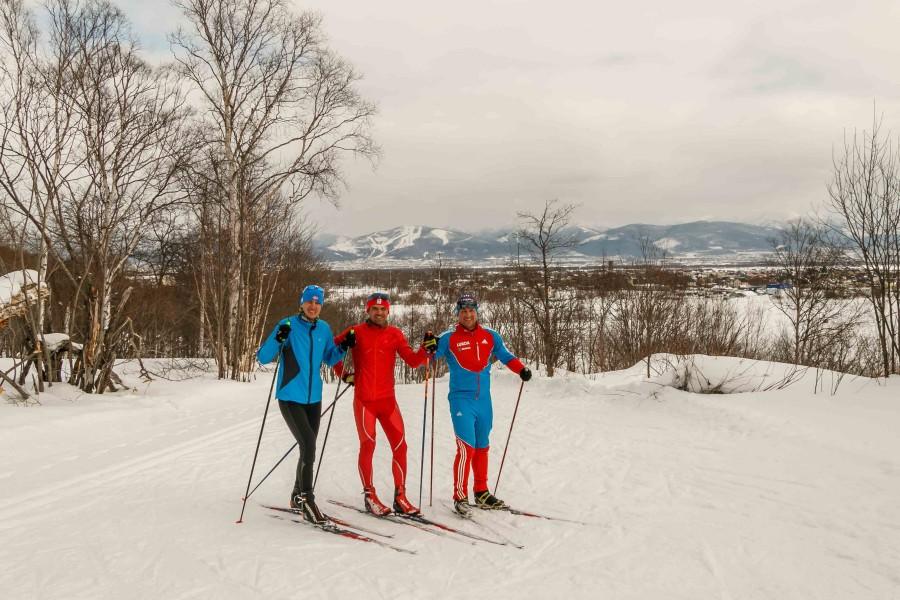 Russialoppet: Сахалинский лыжный марафон