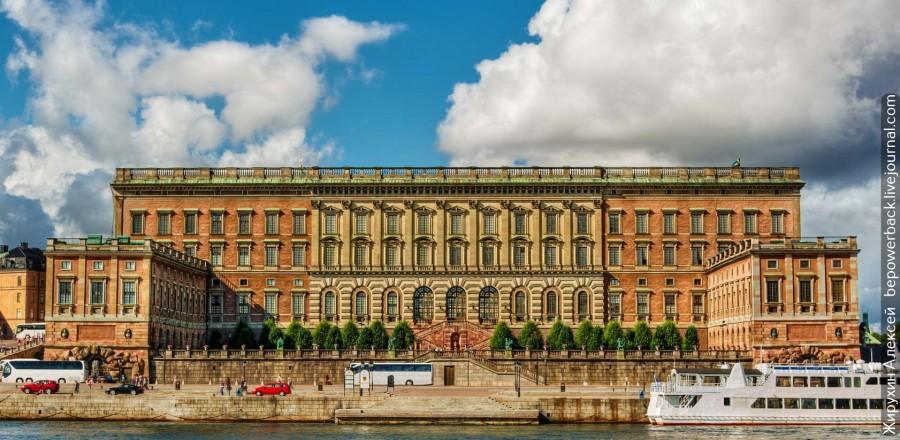 Стадсхолмен - там, где начинался Стокгольм