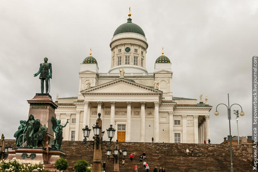 Стоит ли ехать в Хельсинки?