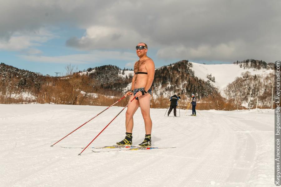 Лыжные трассы Сахалина