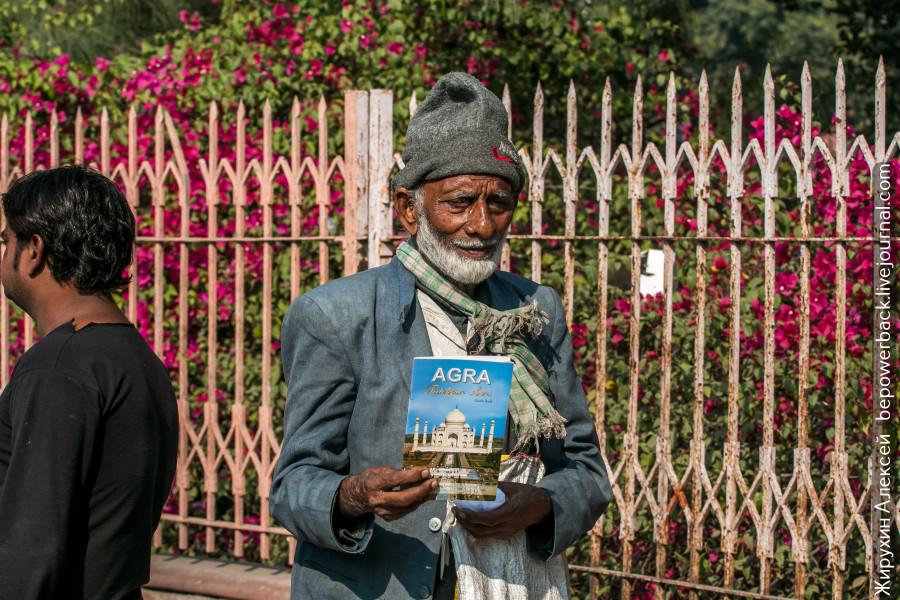 Богатство и нищета Агры