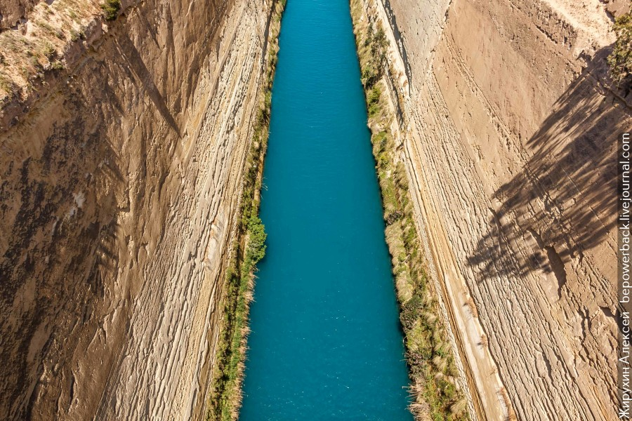 The Corinth Canal, which turned the Peloponnese peninsula into an island of the canal, the canal, Peloponnese, meters, is located, Greece, near, Corinthian, therefore, which, start, the most, place, Corinthian, Source, httpsbepowerbacklivejournalcomcom36,690html, did, the land bridge, through