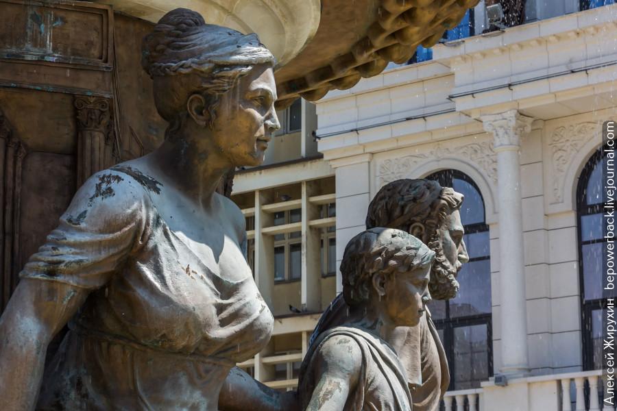 Скопье - город статуй Македонии, памятников, поставить, который, просто, httpsbepowerbacklivejournalcom96771html, может, Источник, поставили, чтобы, построили, центр, фонтан, Памятники, землетрясение, империи, злить, Скопье, древней, нужно