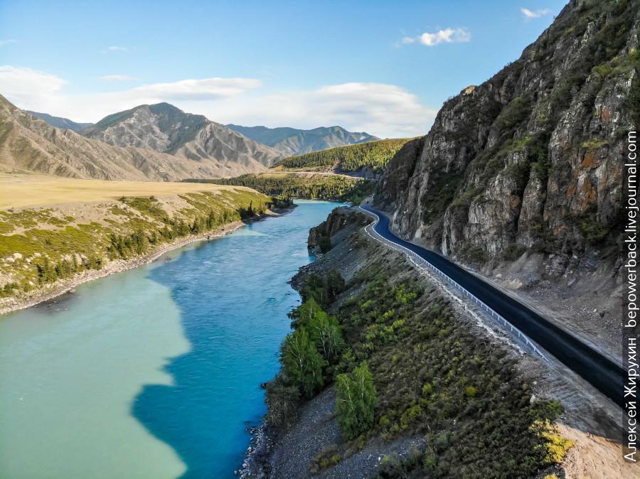 Самая живописная дорога России (50 фото)