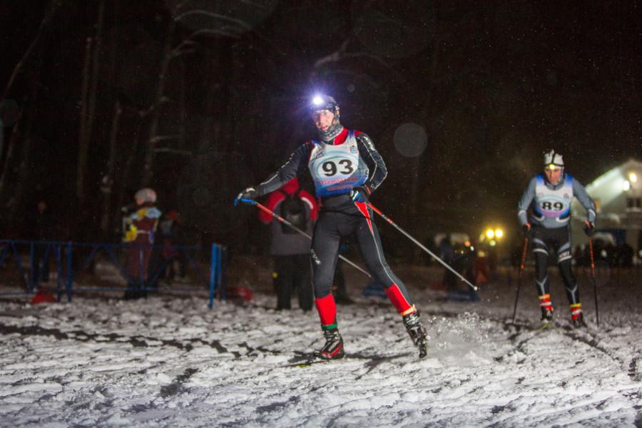 Наши гонки: Самарская ночная лыжная гонка Сокольи Горы 2019