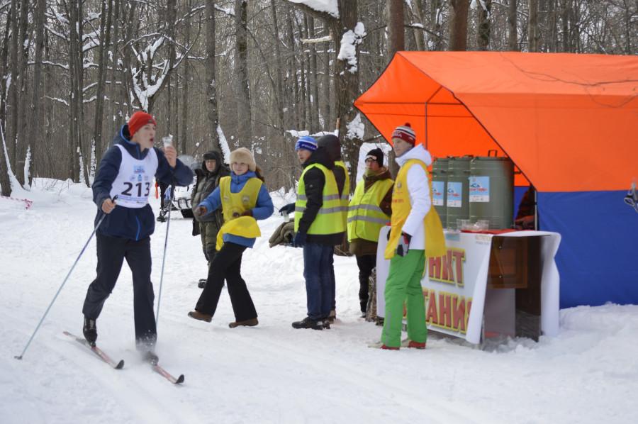 Наши гонки: Самарский лыжный марафон Сокольи горы 2017