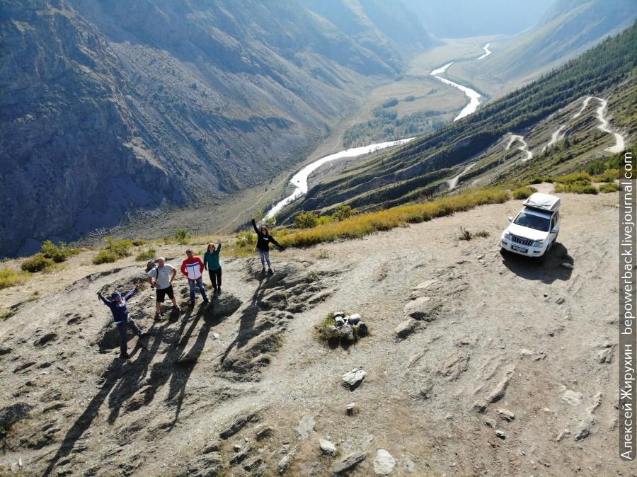 Кату-Ярык - самый страшный и опасный перевал Горного Алтая