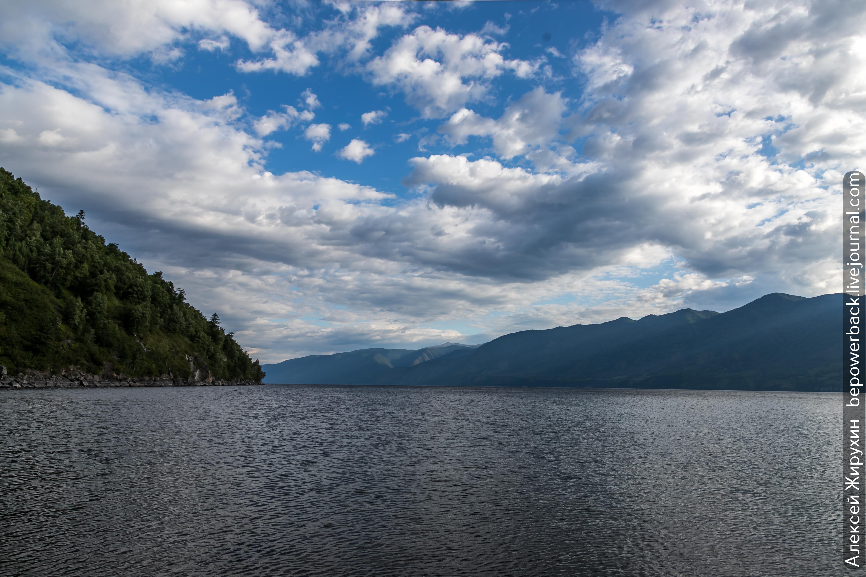 телецкое озеро южная сторона фото дома