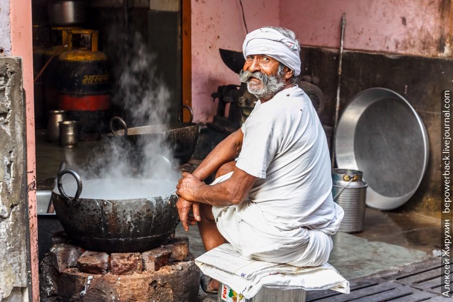 Индия в лицах (30 фото) -