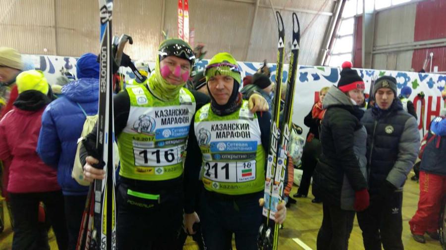 Russialoppet: Казанский лыжный марафон