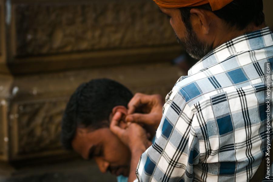 Самая необычная услуга в Индии
