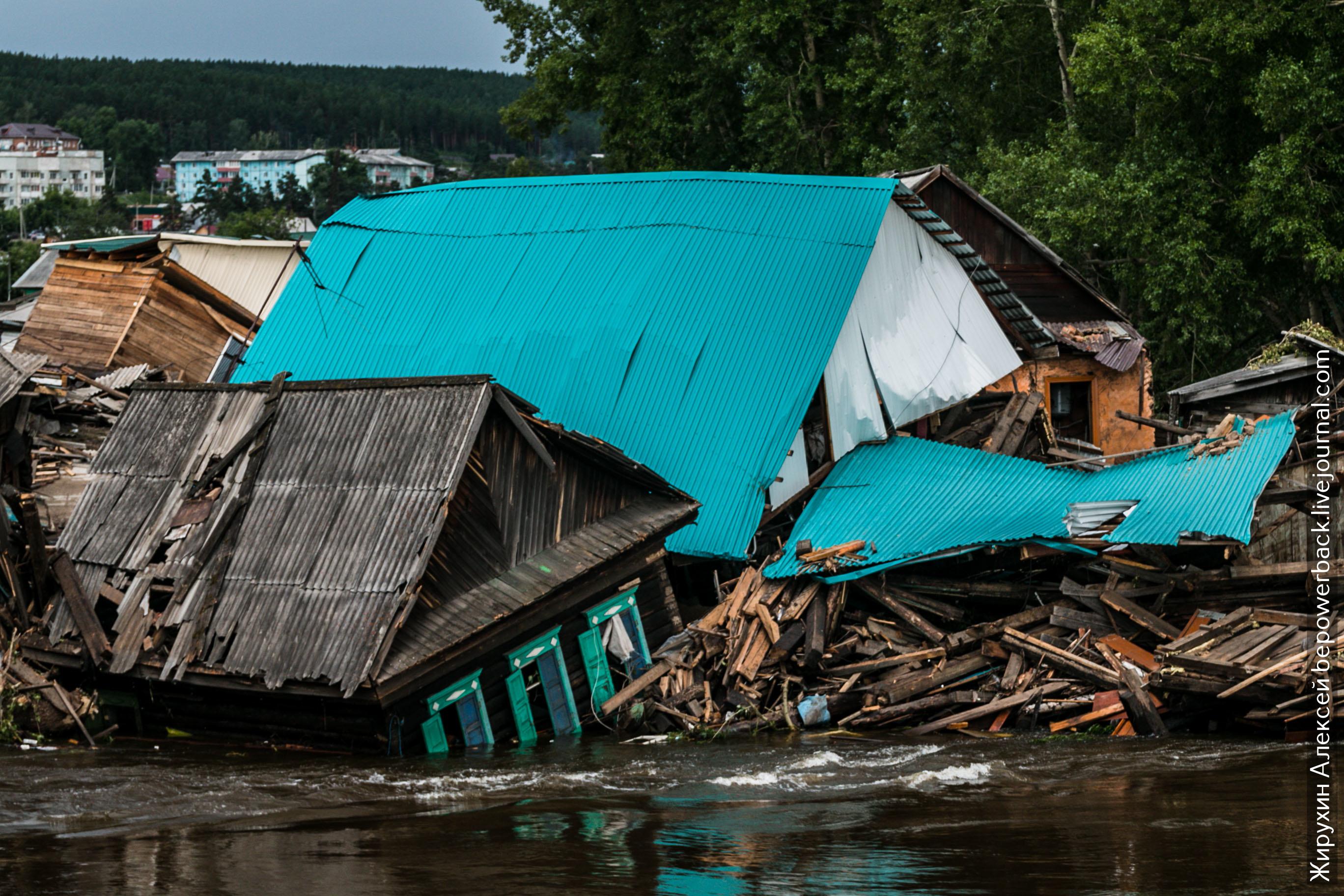 фото тулун наводнение просунуть