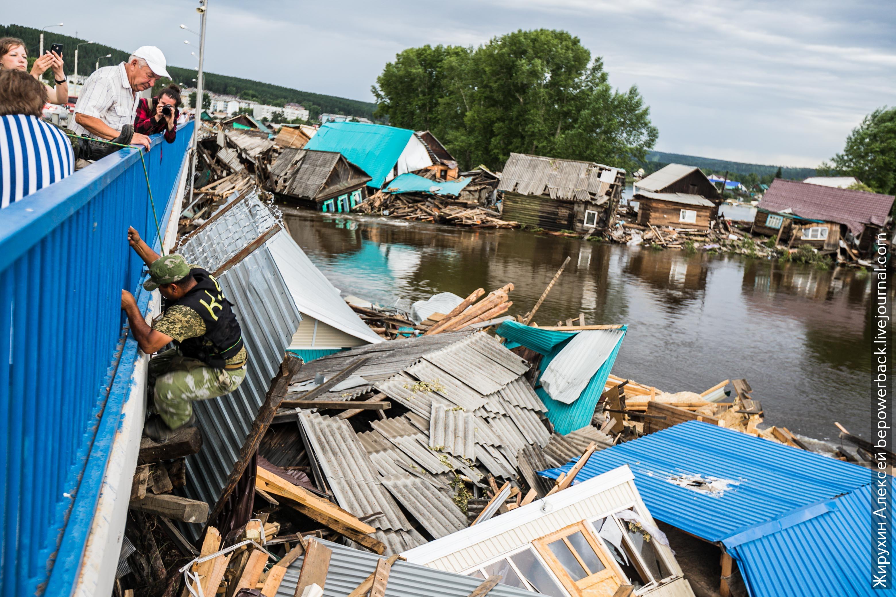 фото тулун наводнение вот немецкие