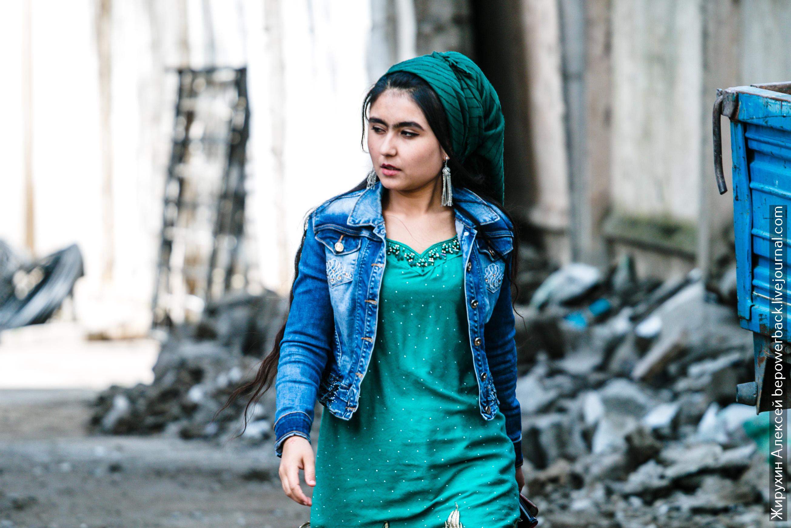 Девушка из таджикистана как назвать