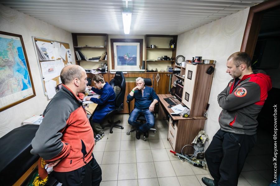 Как делают вездеходы Бурлак Алексея Макарова
