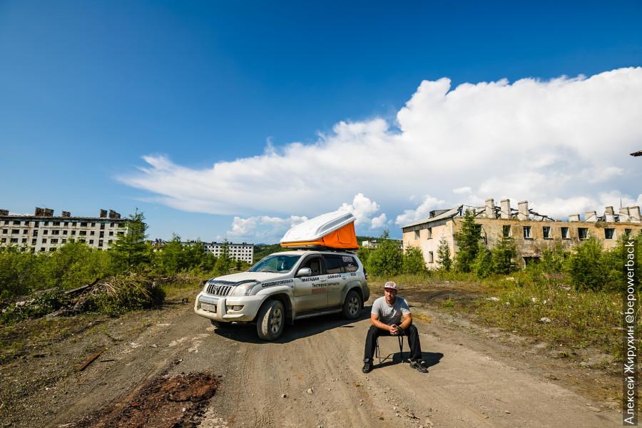 Как мы одни ночевали в мертвом заброшенном городе Кадыкчане IMG_2161.jpg