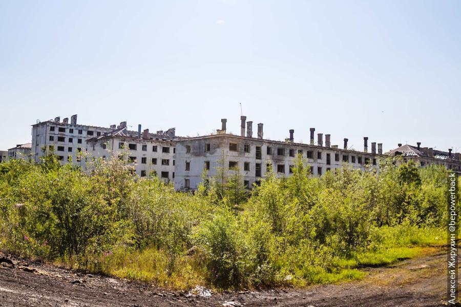 Как мы одни ночевали в мертвом заброшенном городе Кадыкчане IMG_2122.jpg