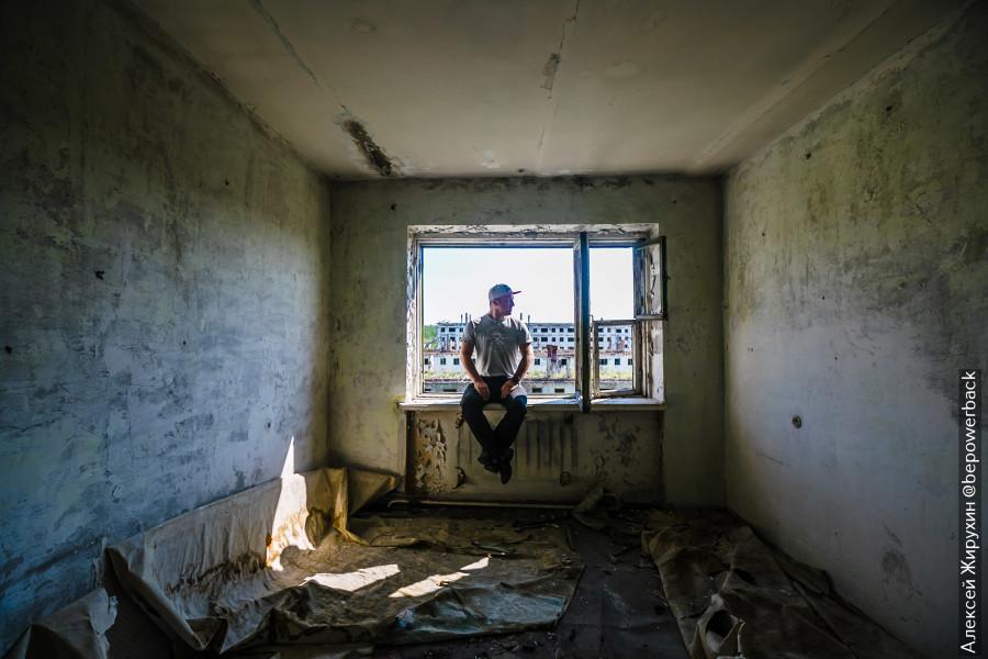 Как мы одни ночевали в мертвом заброшенном городе Кадыкчане IMG_2150.jpg