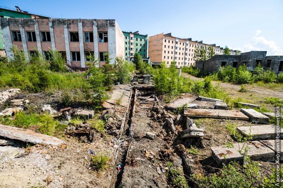 Как мы одни ночевали в мертвом заброшенном городе Кадыкчане IMG_2176.jpg