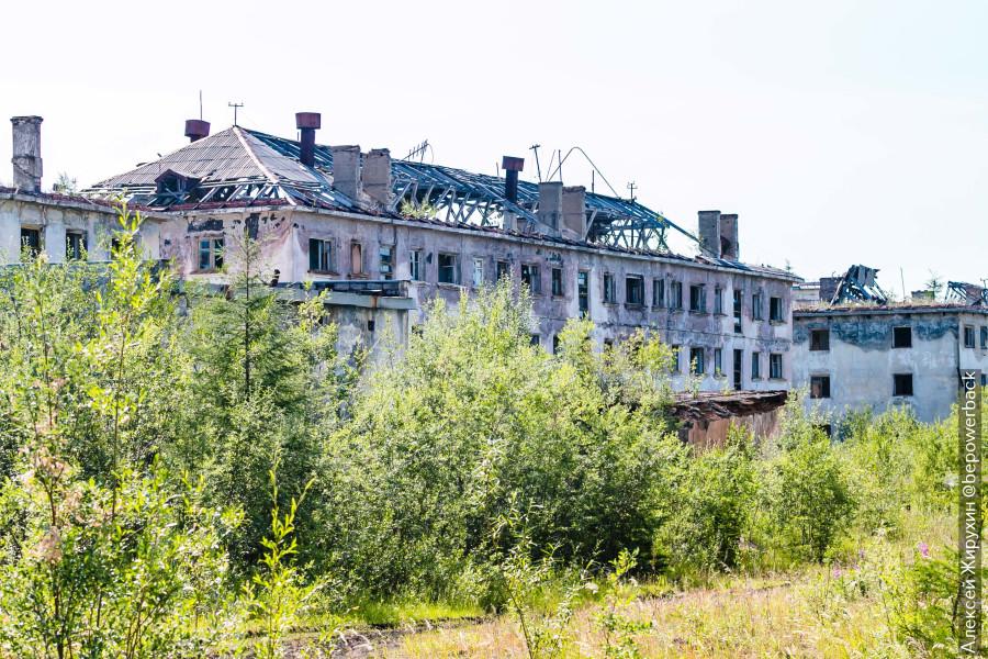 Как мы одни ночевали в мертвом заброшенном городе Кадыкчане IMG_5570.jpg