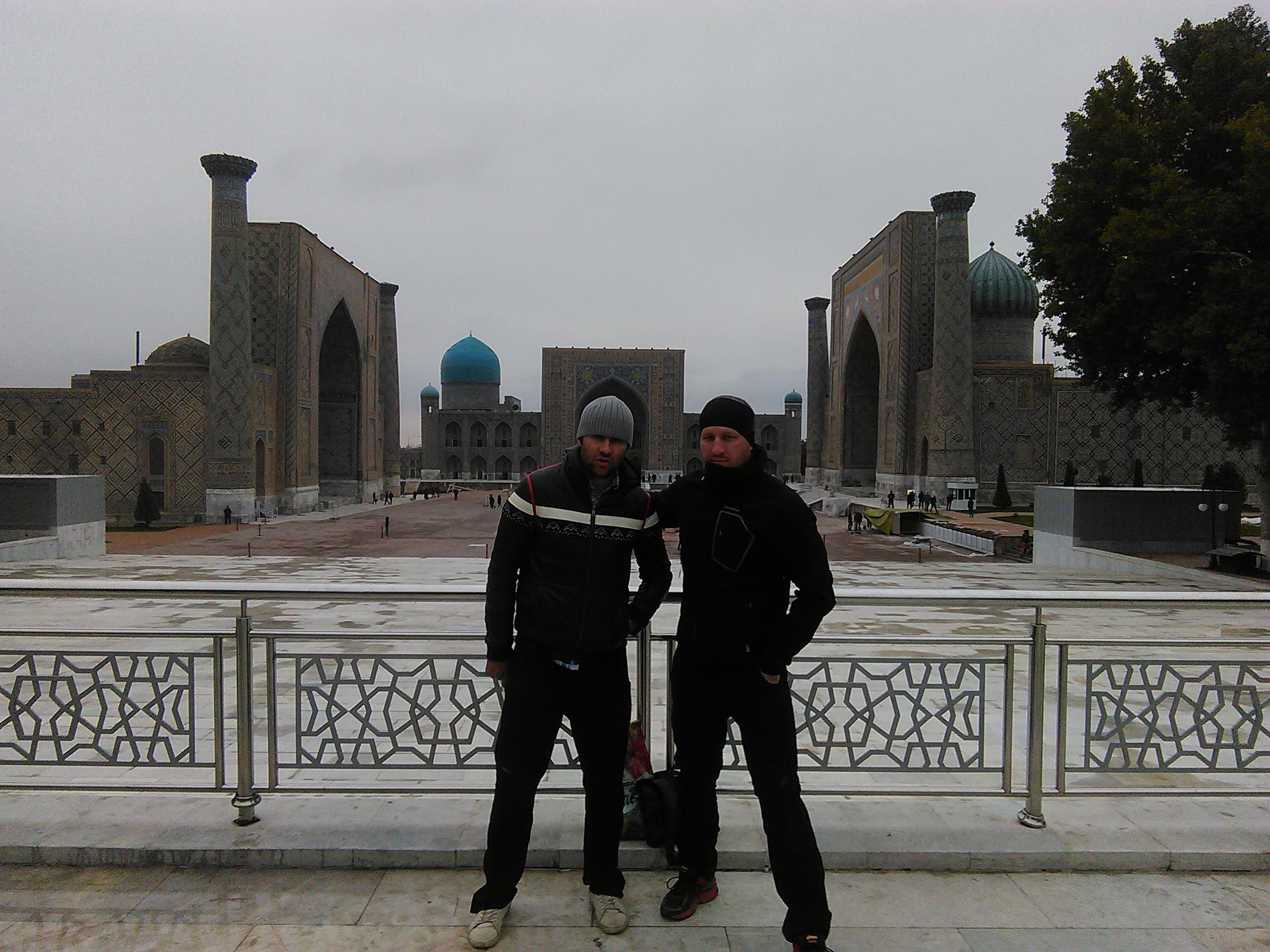 Uzbekistan travel guide for backpackers