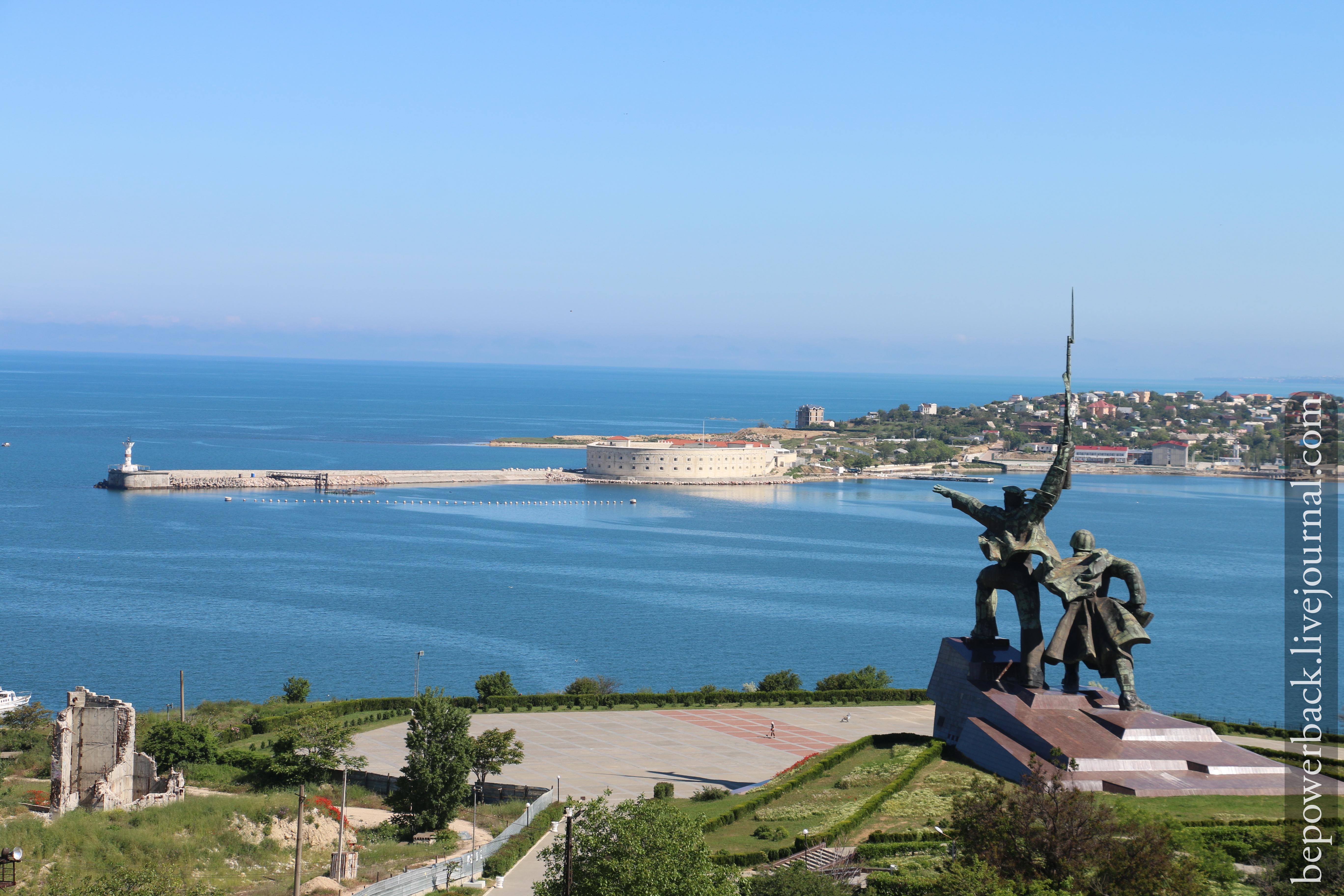 стоит использовать фотографии города севастополя поделки