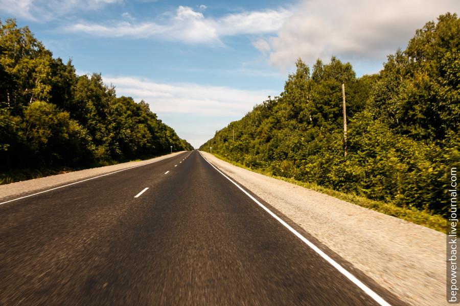 Есть ли дороги в России? Трасса от Урала до Владивостока -
