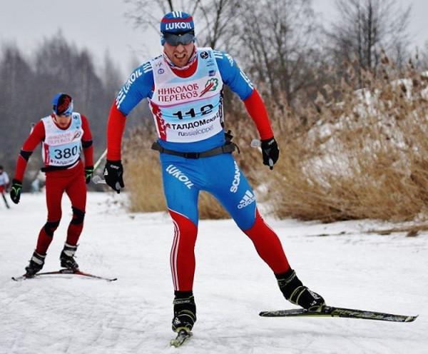 На пути к мастеру Russialoppet