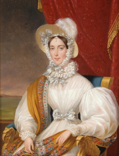 Empress Maria Anna of Austria