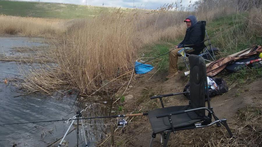 рыбалка бердянского района
