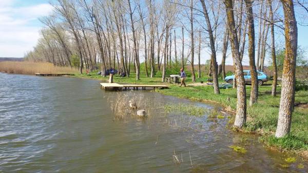 рыбалка в салтычия черниговский район
